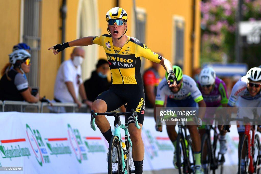 35th Settimana Internazionale Coppi e Bartali 2020 - Stage 1a : Foto di attualità