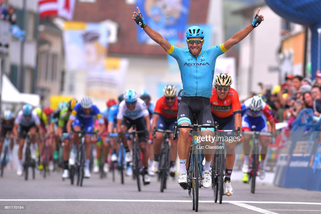 72nd Tour de Romandie 2018 - Stage One