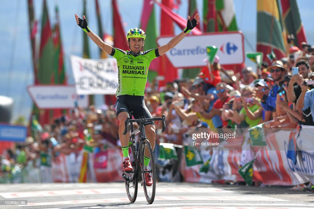 Cycling: 73rd Tour of Spain 2018 / Stage 13 : News Photo