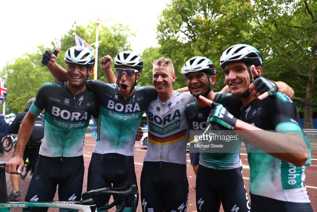 Cycling: 7th Prudential RideLondon-Surrey Classic 2018 : ニュース写真
