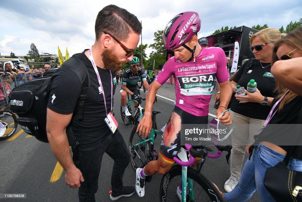 102nd Giro d'Italia 2019 - Stage 10 : News Photo