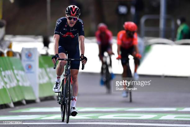 Arrival / Pavel Sivakov of Russia and Team INEOS Grenadiers / during the 107th Tour de France 2020, Stage 16 a 164km stage from La Tour-Du-Pin to...