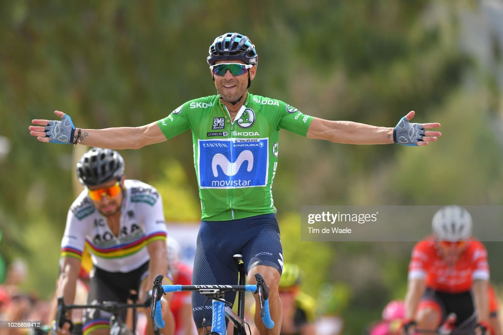 Cycling: 73rd Tour of Spain 2018 / Stage 8 : Photo d'actualité
