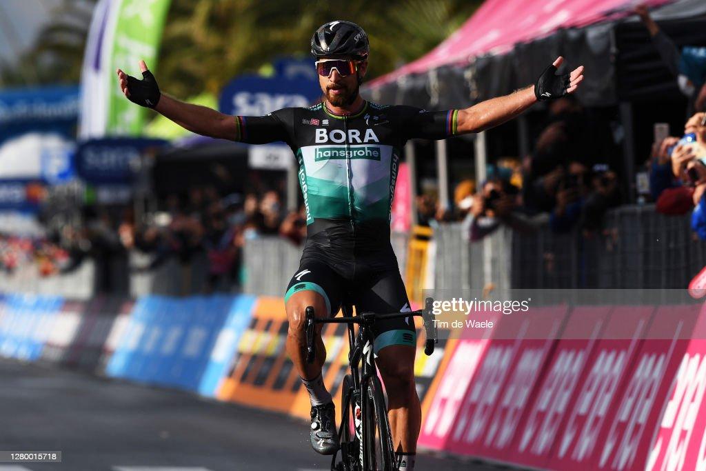 103rd Giro d'Italia 2020 - Stage Ten : News Photo