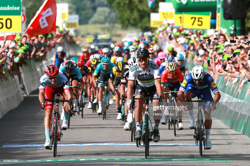 82nd Tour of Switzerland 2018 - Stage Two Photos and Images | Getty ...