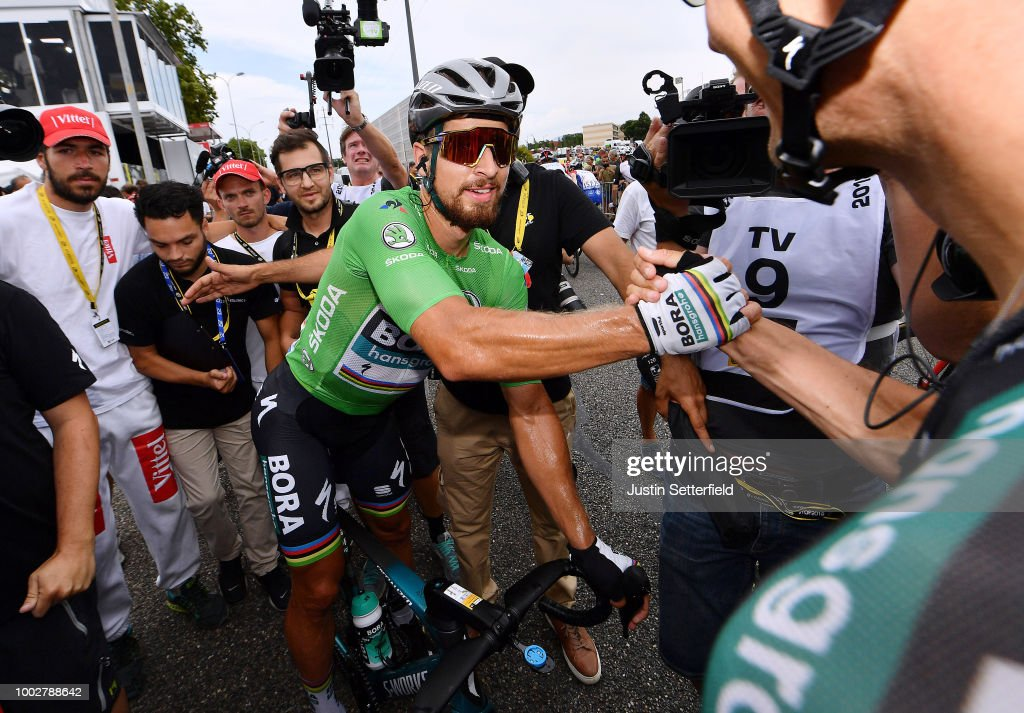 Cycling: 105th Tour de France 2018 / Stage 13 : News Photo