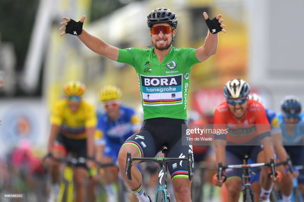 Cycling: 105th Tour de France 2018 / Stage 5 : ニュース写真