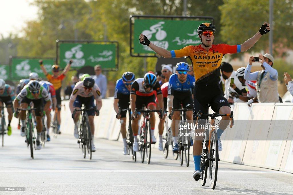 1st Saudi Tour 2020 - Stage 3 : ニュース写真