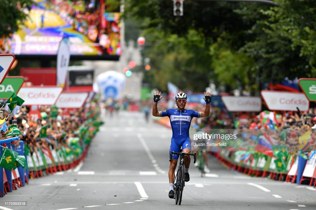 74th Tour of Spain 2019 - Stage 12 : News Photo