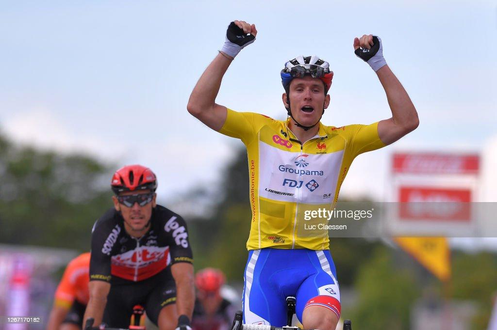 41st Tour de Wallonie 2020 - Stage 4 : ニュース写真