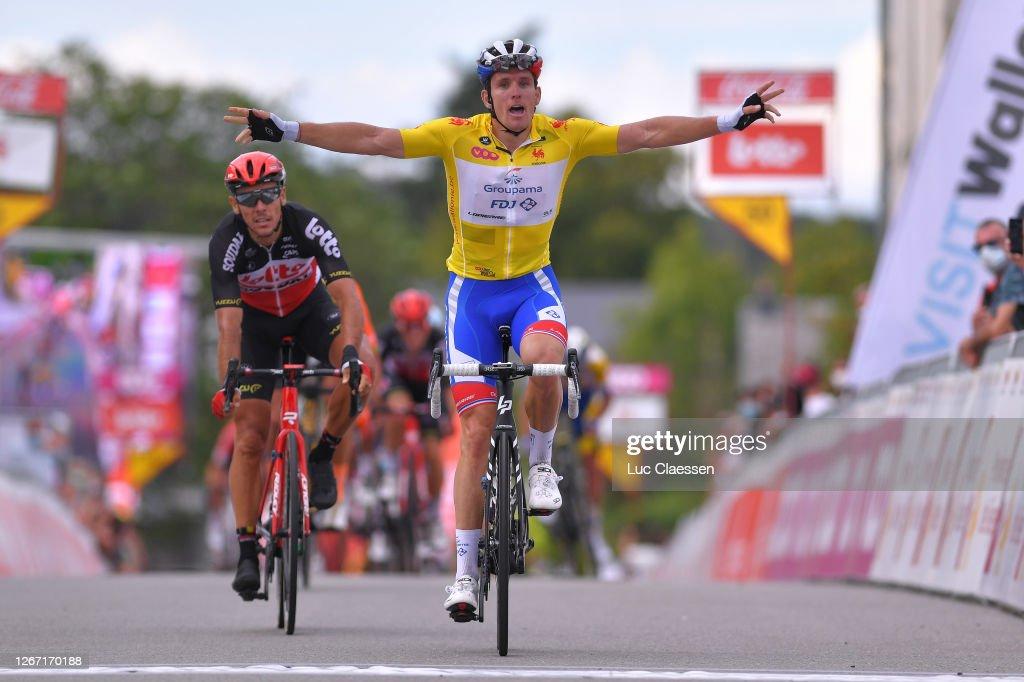 41st Tour de Wallonie 2020 - Stage 4 : News Photo