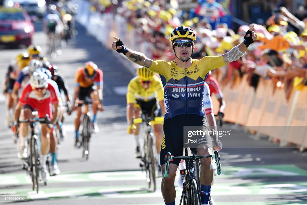107th Tour de France 2020 - Stage 4 : News Photo