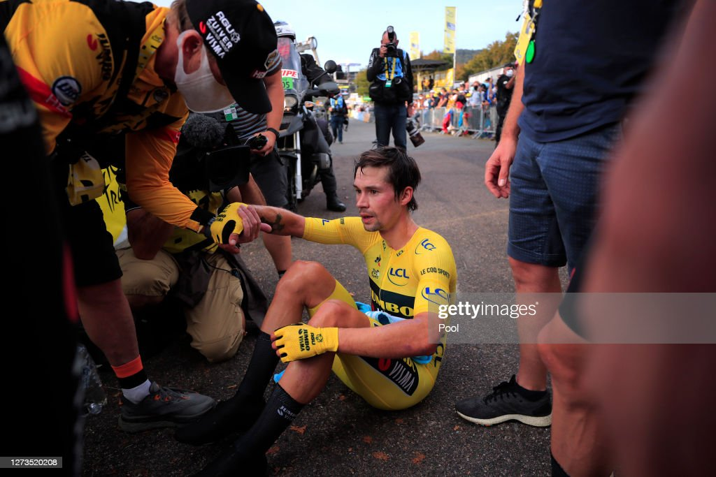 107th Tour de France 2020 - Stage 20 : News Photo
