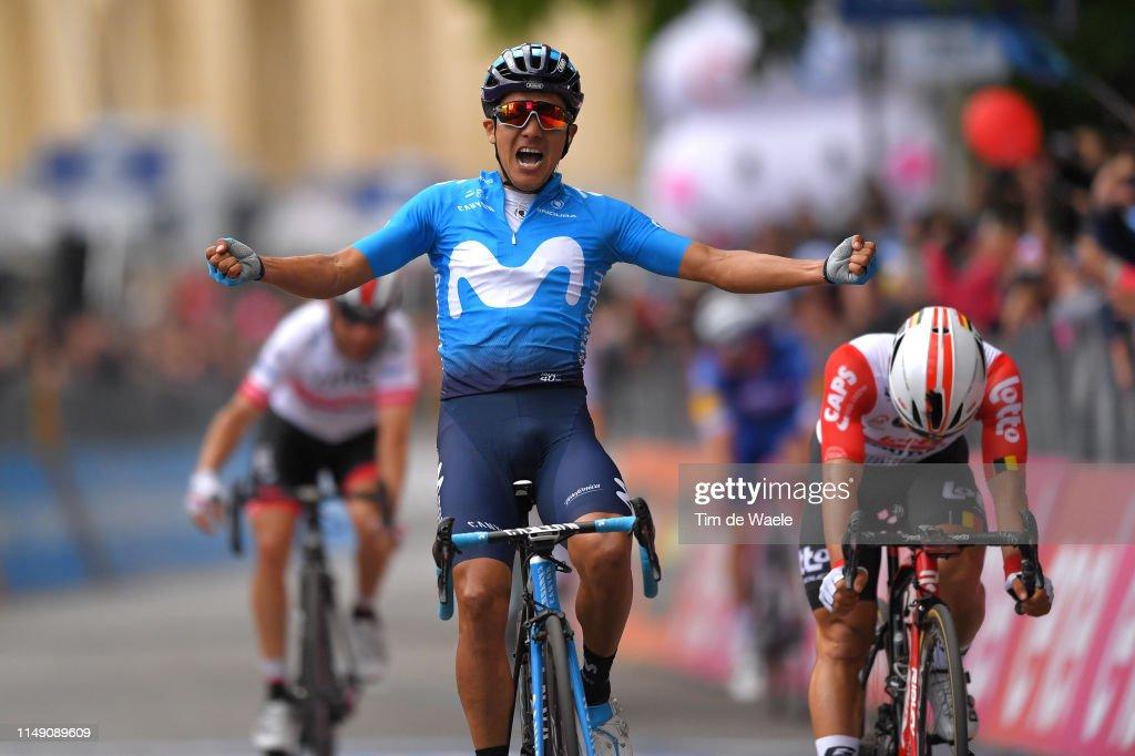 102nd Giro d'Italia 2019 - Stage 4 : Nachrichtenfoto