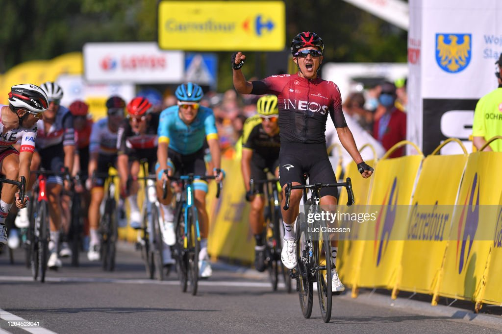 77th Tour of Poland 2020 - Stage 3 : News Photo