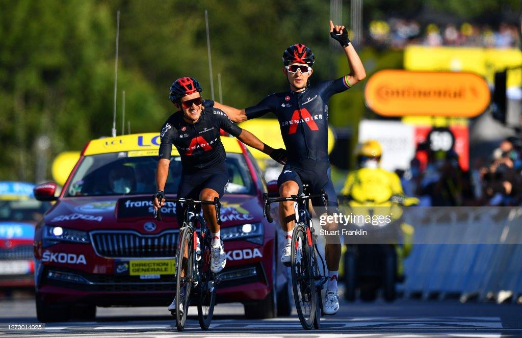107th Tour de France 2020 - Stage 18 : News Photo