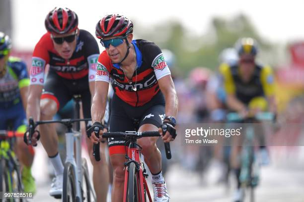 Arrival / Richie Porte of Australia and BMC Racing Team / during the 105th Tour de France 2018 Stage 7 a 231km stage from Fougeres to Chartres / TDF...