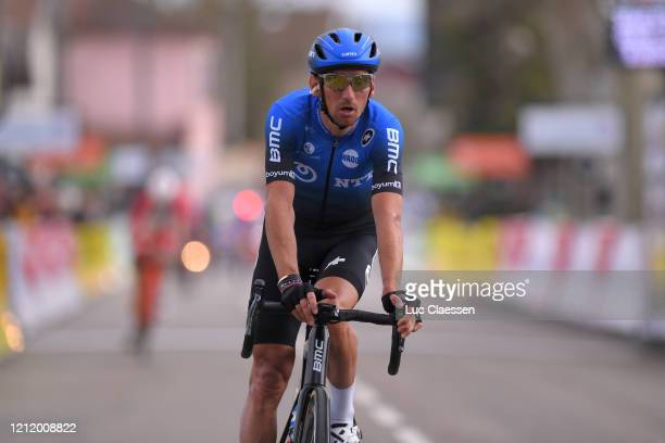 Arrival / Roman Kreuziger of Czech Republic and NTT Pro Cycling Team / during the 78th Paris - Nice 2020, Stage 5 a 227 km stage from Gannat to La...
