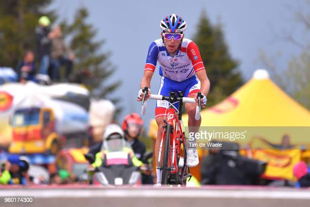 Arrival / Sebastien Reichenbach of Switzerland and Team Groupama-FDJ / during the 101st Tour of Italy 2018, Stage 14 a 186km stage from San Vito Al...
