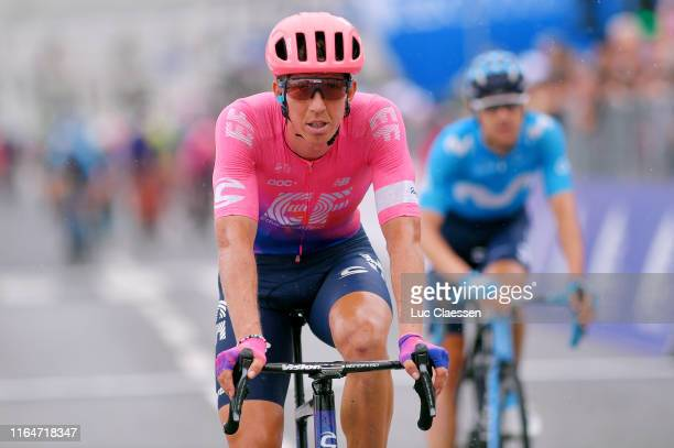 Arrival / Sep Vanmarcke of Belgium and Team EF Education First / during the 2nd Adriatica Ionica Race 2019, Stage 5 a 135,5km stage from Cormòns to...