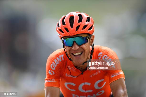 Arrival / Serge Pauwels of Belgium and CCC Team / during the 106th Tour de France 2019, Stage 18 a 208km stage from Embrun to Valloire 1419m / TDF /...