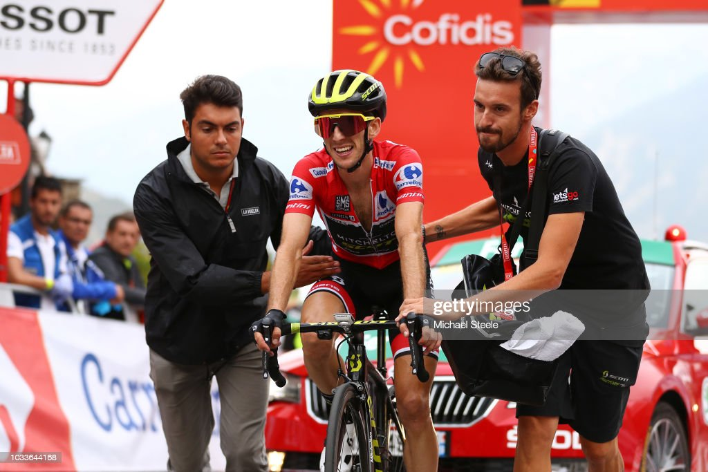 Cycling: 73rd Tour of Spain 2018 / Stage 20 : Nachrichtenfoto