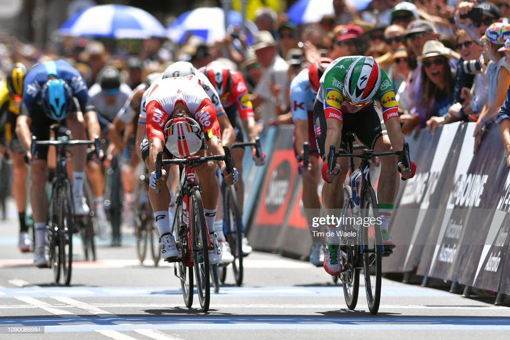 5th Cadel Evans Great Ocean Road Race 2019 - Elite Men : ニュース写真