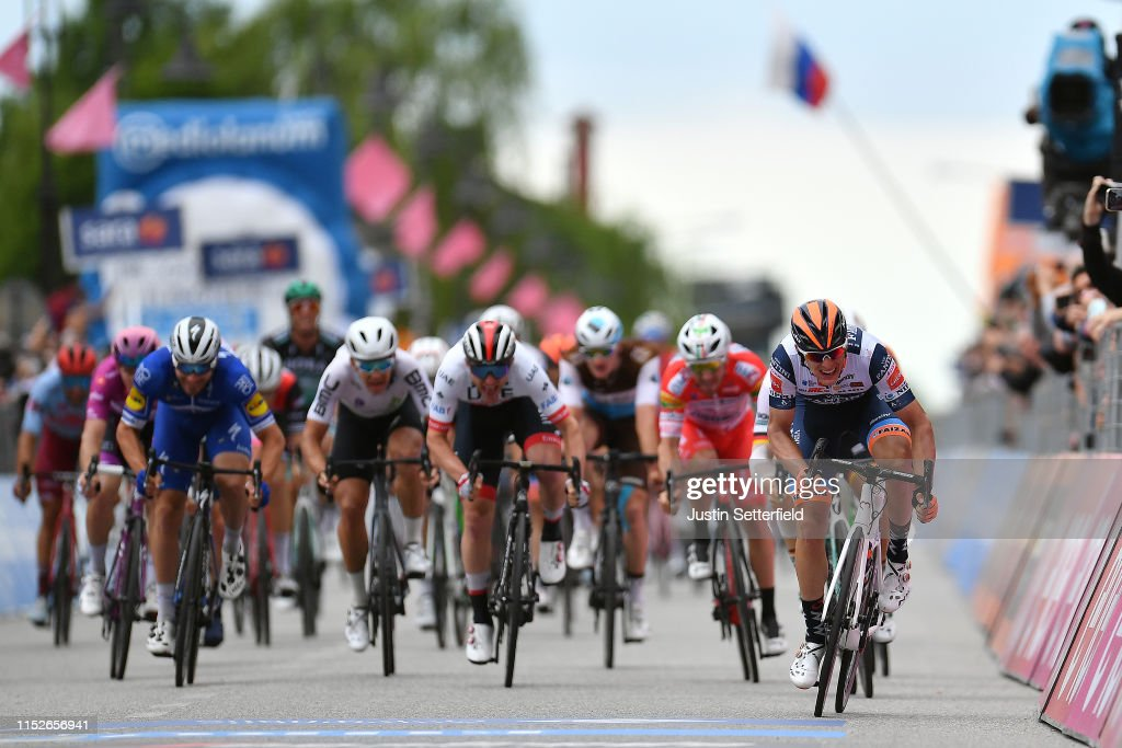102nd Giro d'Italia 2019 - Stage 18 : Foto di attualità