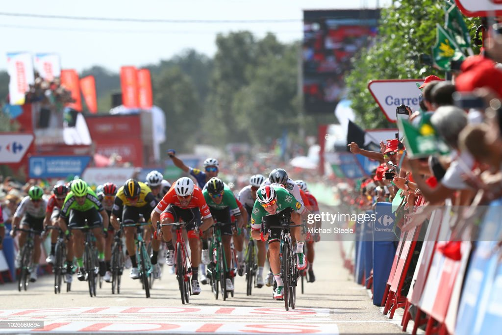 Cycling: 73rd Tour of Spain 2018 / Stage 10 : ニュース写真