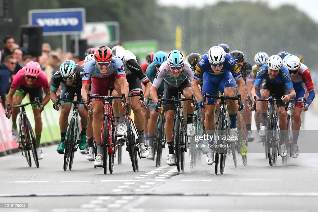 14th BinckBank Tour 2018 - Stage One