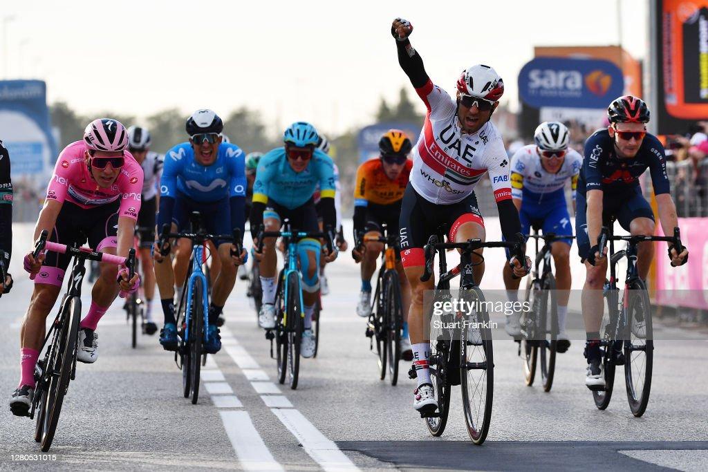 103rd Giro d'Italia 2020 - Stage Thirteen : News Photo