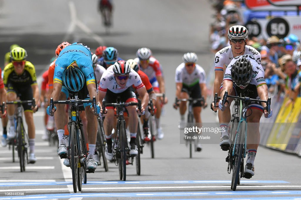21st Santos Tour Down Under 2019 - Stage 3 : ニュース写真