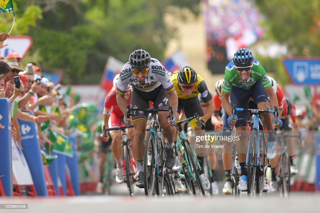 Cycling: 73rd Tour of Spain 2018 / Stage 8 : News Photo