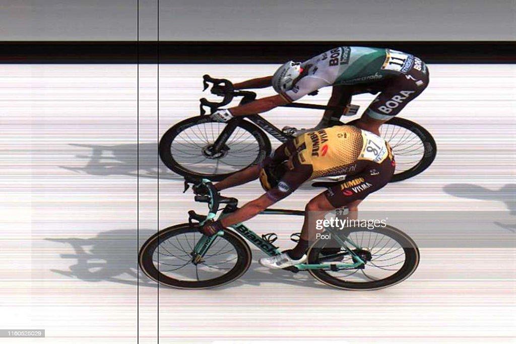 106th Tour de France 2019 - Stage 1 : Nachrichtenfoto
