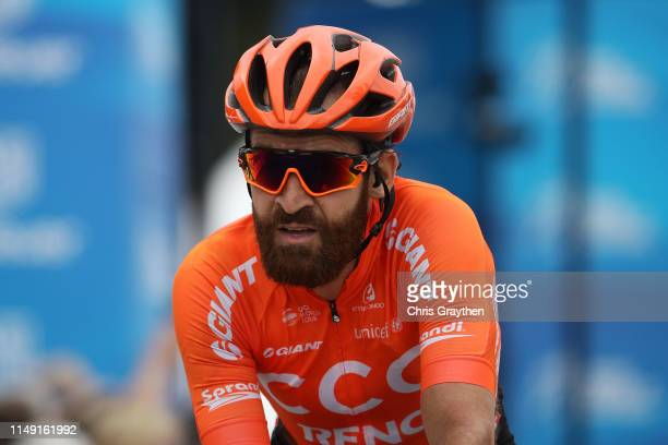 Arrival / Sprint / Simon Geschke of Germany and CCC Team / during the 14th Amgen Tour of California 2019 Stage 3 a 208km stage from Stockton to...