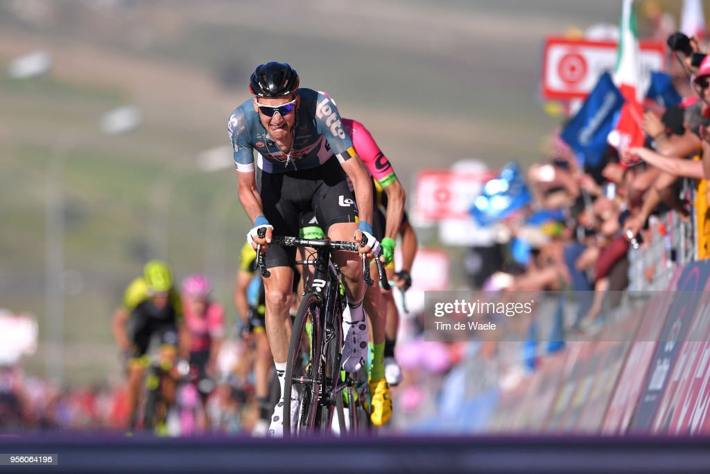 Cycling: 101th Tour of Italy 2018 / Stage 4 : News Photo