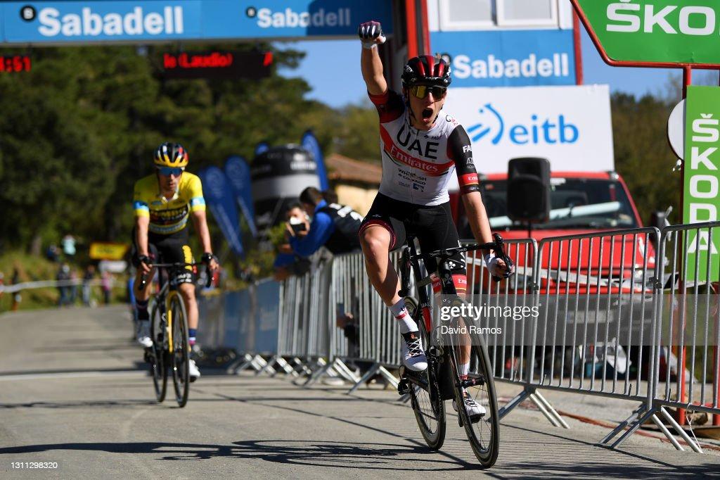 60th Itzulia-Vuelta Ciclista Pais Vasco 2021 - Stage 3 : Nieuwsfoto's