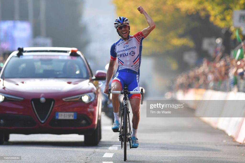 112th Il Lombardia 2018 : News Photo
