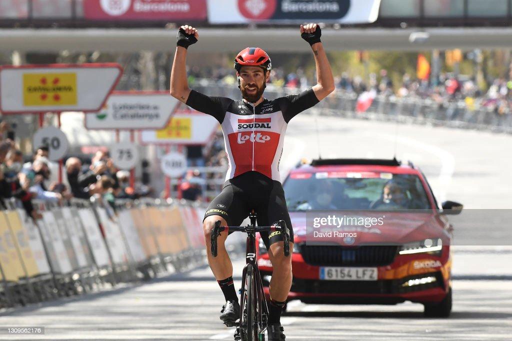 100th Volta Ciclista a Catalunya 2021 - Stage 7 : ニュース写真