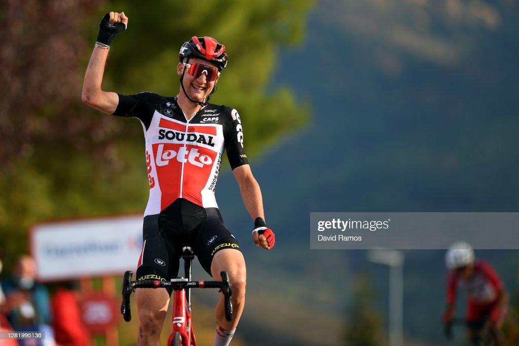 75th Tour of Spain 2020 - Stage Five : ニュース写真