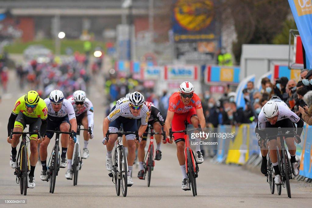 51st Étoile de Bessèges - Tour du Gard 2021 - Stage 2 : ニュース写真