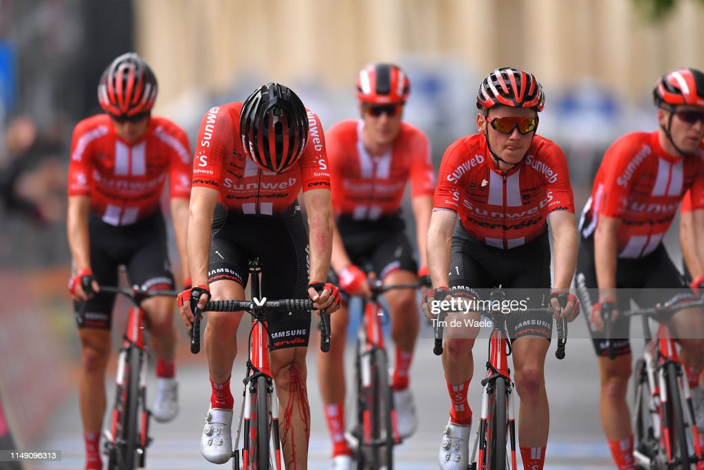 102nd Giro d'Italia 2019 - Stage 4 : News Photo