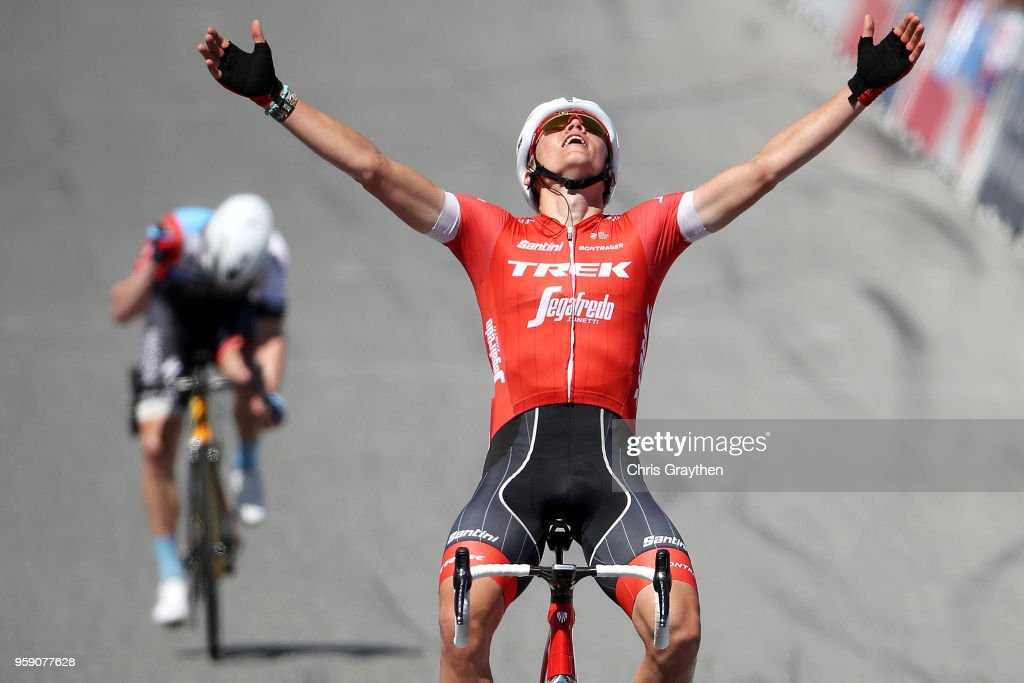 Cycling: 13th Amgen Tour of California 2018 /  Stage 3 : ニュース写真
