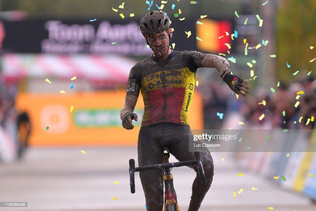 5th Superprestige Cyclocross Boom 2019 : ニュース写真
