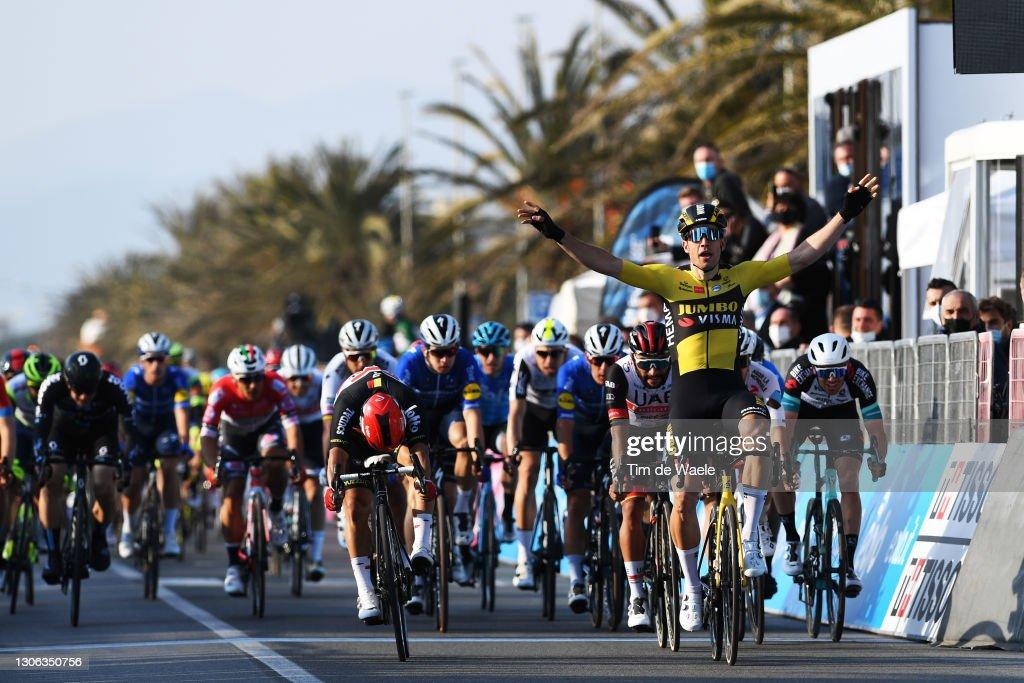 56th Tirreno-Adriatico 2021 - Stage 1 : ニュース写真