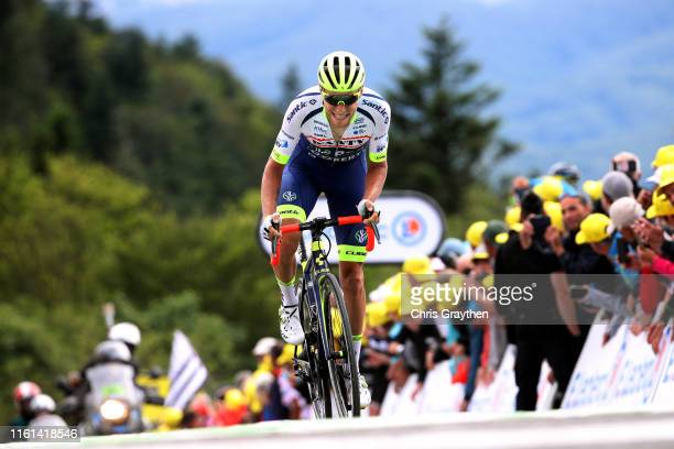 Arrival / Xandro Meurisse of Belgium and Team Wanty-Gobert / during the 106th Tour de France 2019, Stage 6 a 160,5km stage from Mulhouse to La...