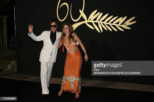 Arrivals Diner's ceremony of the60th Cannes International Film Festival in Cannes France on May 20 2007 Michael Cimino