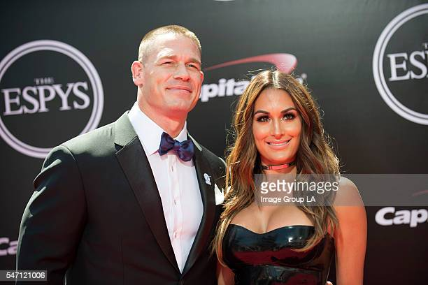 Arrivals - On July 13, some of the worlds premier athletes and biggest stars join host John Cena on stage for The 2016 ESPYS Presented by Capital...