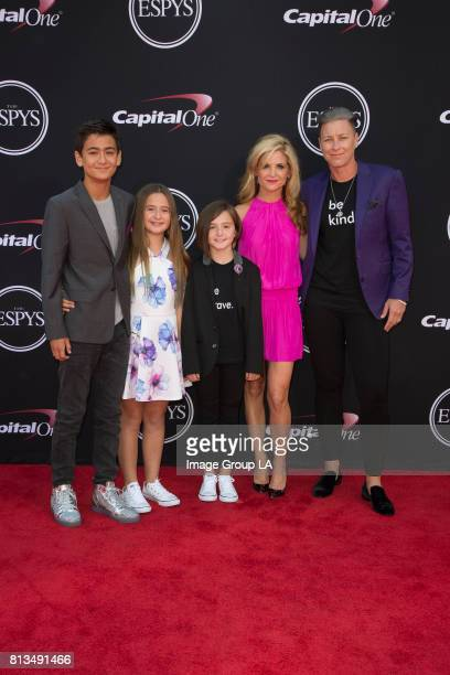 ESPYS Arrivals The world's best athletes and biggest stars join host Peyton Manning for The 25th ESPYS presented by Capital One live from the...