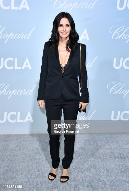 arrives at the 2019 Hollywood For Science Gala at Private Residence on February 21 2019 in Los Angeles California
